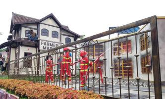 Kota Mini Lembang dan Wisata Edukasi Profesi di Bandung